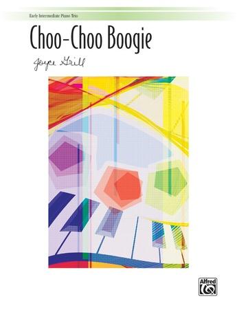 Choo-Choo Boogie - Piano Trio (1 Piano, 6 Hands) - Piano