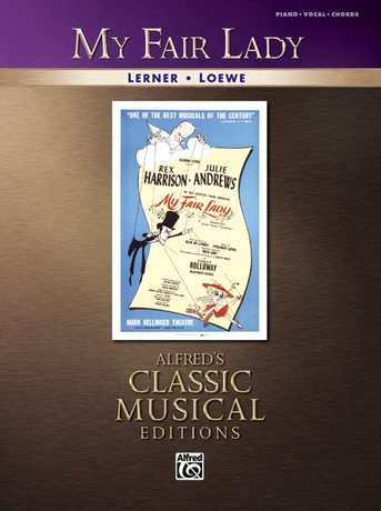 """Show Me (from """"My Fair Lady"""") - Piano/Vocal/Chords"""