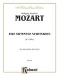 Mozart: Five Viennese Serenades K. 439b - String Ensemble
