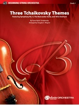 Three Tchaikovsky Themes - String Orchestra