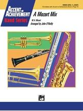 A Mozart Mix - Concert Band