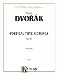 Dvorák: Poetical Tone Pictures, Op. 85 - Piano