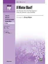 A Winter Blast! - Choral