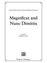 Magnificat & Nunc Dimittis - Choral