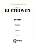"Beethoven: Sonata No. 14 in C-Sharp Minor, Op. 27, No. 2, ""Moonlight"" - Piano"