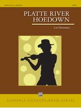 Platte River Hoedown - Concert Band