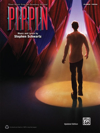 I Guess I'll Miss the Man (from Pippin) - Piano/Vocal/Chords