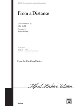 From a Distance - Choral
