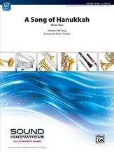 A Song of Hanukkah - Concert Band