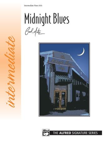Midnight Blues (for left hand alone) - Piano Solo - Piano