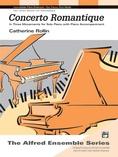 Concerto Romantique: In Three Movements for Solo Piano with Piano Accompaniment - Piano Duo (2 Pianos, 4 Hands) - Piano Duets & Four Hands