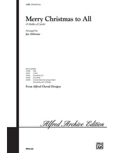 Merry Christmas to All (A Medley of Carols) - Choral