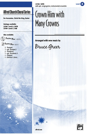 Crown Him with Many Crowns - Choral