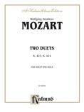 Mozart: Two Duets, K. 423, K. 424 - String Ensemble
