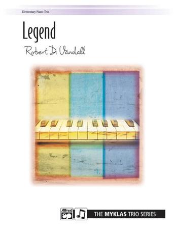 Legend - Piano Trio (1 Piano, 6 Hands) - Piano