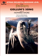 Gollum's Song (from The Lord of the Rings: The Two Towers) - String Orchestra