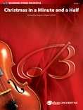 Christmas in a Minute and a Half - String Orchestra