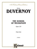 Duvernoy: School of Mechanism, Op. 120 - Piano