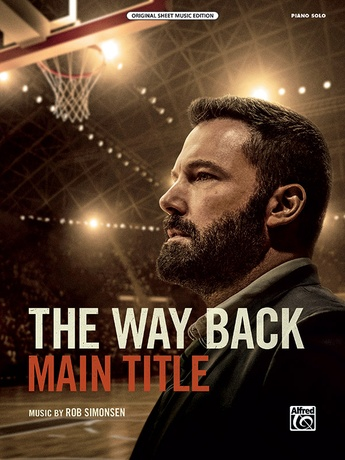 The Way Back Main Title - Piano