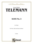 Telemann: Suite No. 3 in B Minor - Mixed Ensembles