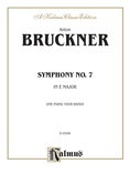 Bruckner: Symphony No. 7 in E Major (ISBN: 0757912818) - Piano Duets & Four Hands