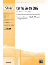 Can You See the Star? - Choral