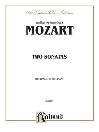 Mozart: Two Sonatas - Woodwinds