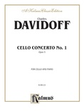 Davidoff: Cello Concerto No. 1 - String Instruments