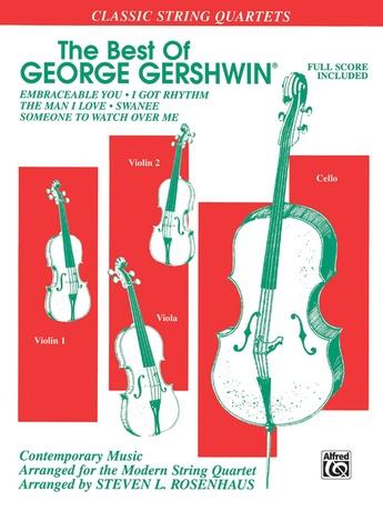George Gershwin: George Gershwin | String Quartet Sheet