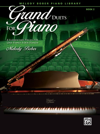 Grand Duets for Piano, Book 2: 8 Elementary Pieces for One Piano, Four Hands - Piano Duets & Four Hands