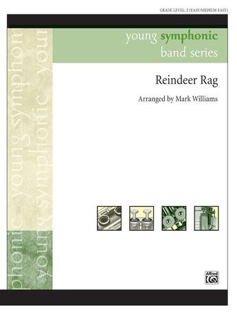 Reindeer Rag - Concert Band