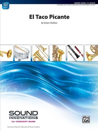 El Taco Picante - Concert Band