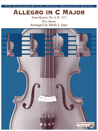 Allegro in C Major - String Orchestra
