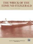 The Wreck of the Edmund Fitzgerald - Piano/Vocal/Chords