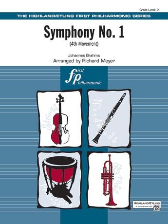 Symphony No. 1 (4th Movement ) - Full Orchestra