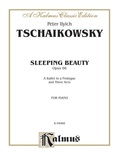 Tchaikovsky: The Sleeping Beauty, Op. 66 - Piano
