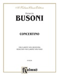 Busoni: Concertino - Woodwinds