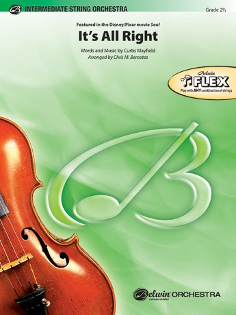 It's All Right - String Orchestra