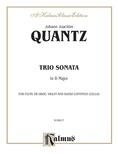 Quantz: Trio Sonata in D Major - Mixed Ensembles