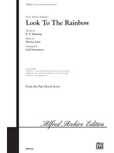 Look to the Rainbow (from <I>Finian's Rainbow</I>) - Choral