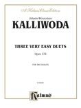Kalliwoda: Three Very Easy Duets, Op. 178 - String Ensemble