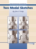 Two Modal Sketches - String Orchestra