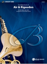 Air & Rigaudon - Concert Band