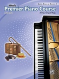 Premier Piano Course, Jazz, Rags & Blues 3 - Piano