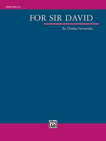 For Sir David - Concert Band