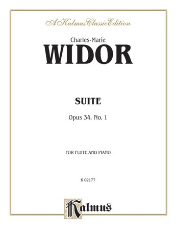 Widor: Suite, Op. 34, No. 1 - Woodwinds