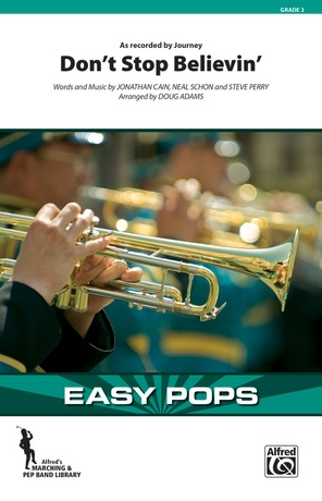 Don't Stop Believin' - Marching Band