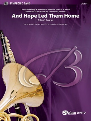 And Hope Led Them Home - Concert Band