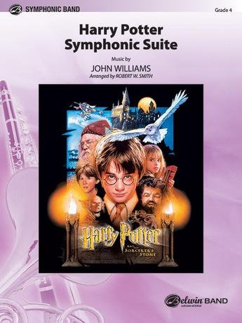 Harry Potter Symphonic Suite - Concert Band