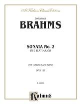 Brahms: Sonata No. 2 in E flat Major, Op. 120 - Woodwinds